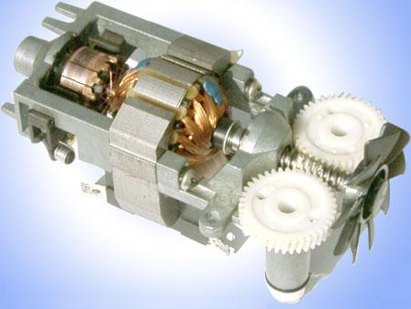 单速电机接线图