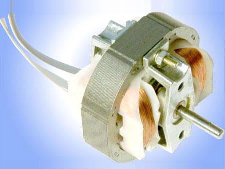 换气扇单相异步电动机接线图